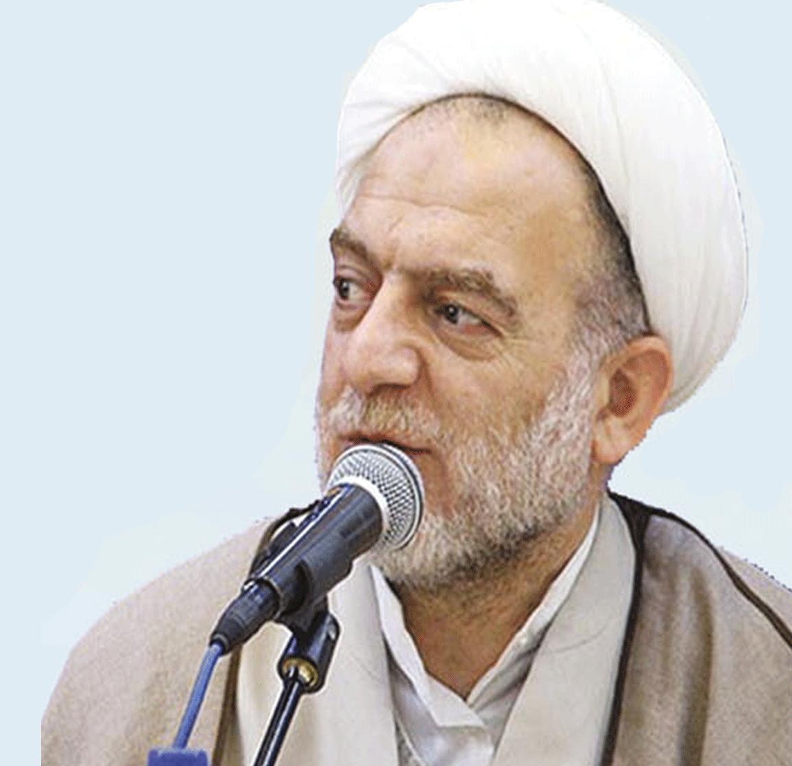 حجه الاسلام و المسلمین نیلی پور